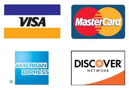 credit card, visa, mastercard, discover,american express
